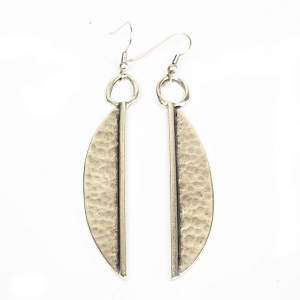 E-2 CRESCENT EARRINGS