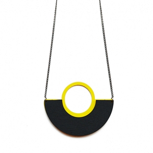 MN01 SATURN NECKLACE