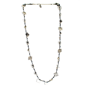 SLVR-1031 SILVER PLATE NECKLACE