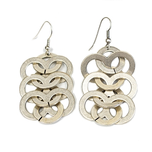 TE4573 BODRUM TWIST  EARRINGS