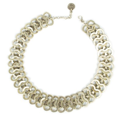 TN1573 BODRUM TWIST NECKLACE